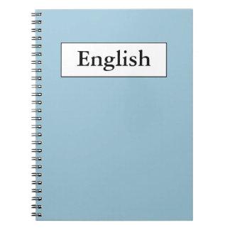 Notebook school