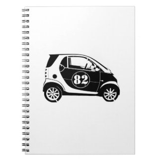 Notebook Smart Fortwo