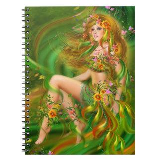 Notebook Summer