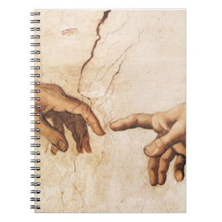 Notebook - The Creation of Adam