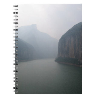 Notebook - Three Gorges, Yangtze River, China