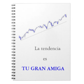 NOTEBOOK TRADER GREAT AMIGA THE TENDENCY