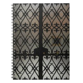 Notebook - Venetian Gate