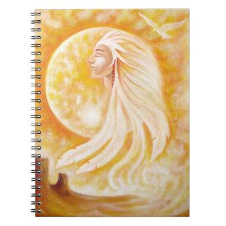 "Notebook ""White Eagle """