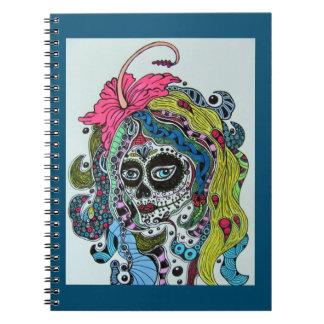 Notebook Zendoodle ZIA woman