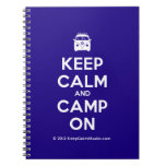 [Campervan] keep calm and camp on  Notebooks