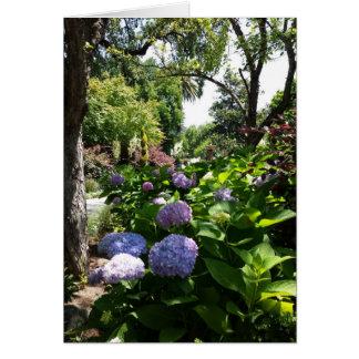 Notecard Beautiful Botannical Floral