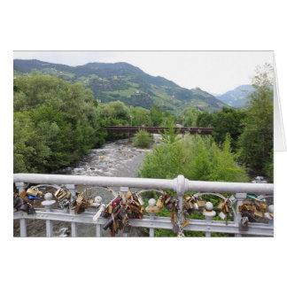 Notecard - Bolzano, Italy Greeting Cards