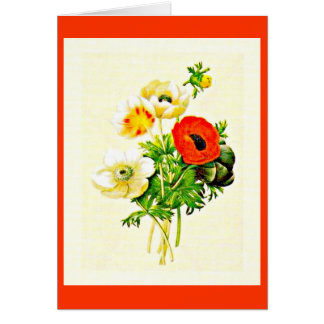 Notecard-Botanicals-Pierre Joseph Redoute 23 Stationery Note Card