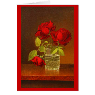 Notecard-Classic/Vintage-Martin Johnson Heade 20 Card