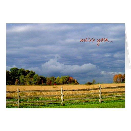 """Notecard de la foto de """"Srta. You"""" Tarjeta Pequeña"""