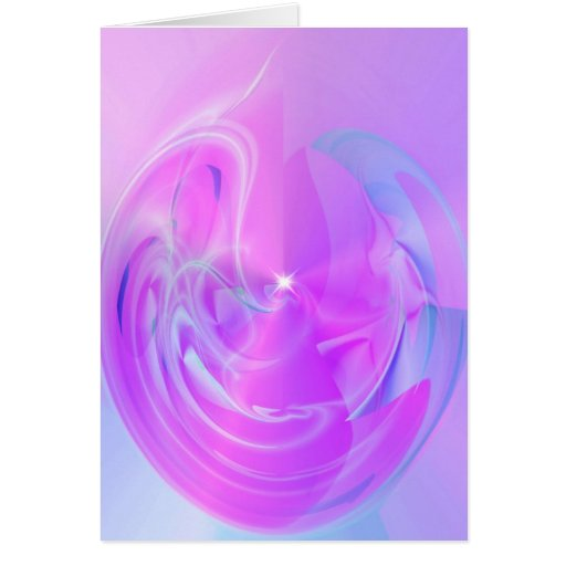 notecard del abstractwhisp tarjeta