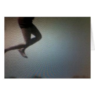 Notecard: Film Still Project: Obseledia Card