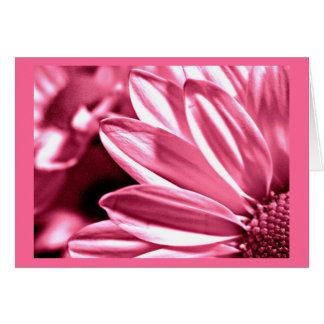 Notecard-Flowers-Painted Flowers 12 Card