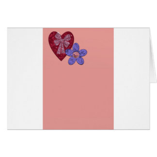 NoteCard Horizontal Stationery Note Card
