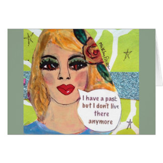 NOTECARD-I HAVE A PAST CARD