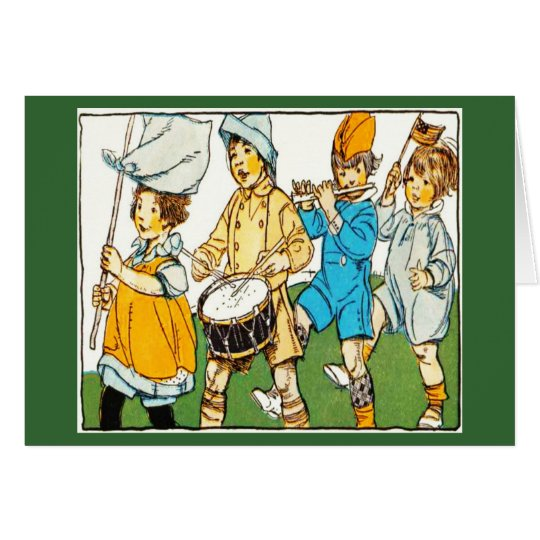 Notecard-Just for Kids-Ruth Mary Hallock 1 Card