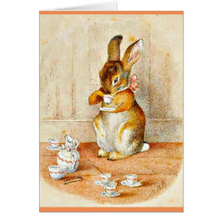 Notecard-Kids Art-Beatrix Potter 20 Card