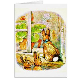 Notecard-Kids Art-Beatrix Potter 21 Stationery Note Card