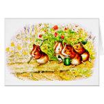 Notecard-Kids Art-Beatrix Potter 25 Greeting Card