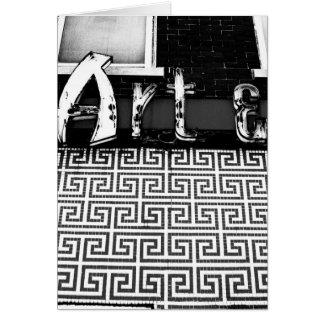 Notecard-Love Art House-Downtown 21 Card