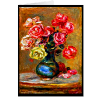 Notecard-Vintage Dallas Artwork-Lucien Abrams 4 Stationery Note Card