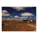 Notecards del camino de Ridge del rastro Felicitacion