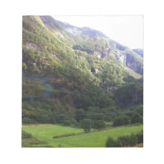 Notepad-40 pages DESIGN- NORWAY Landscapes