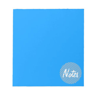 Notepad | Notes-blue