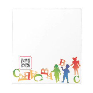 Notepad Template Daycare