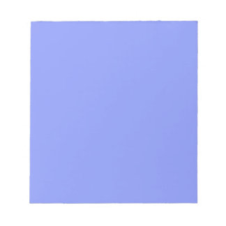 Notepad with Baby Blue Background