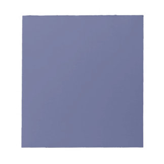 Notepad with Country Blue Background