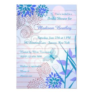 Notepaper Invitation