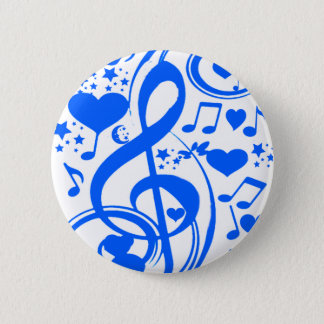 Notes 0f Love_ Pinback Button