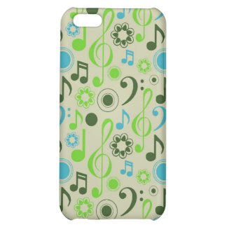Notes & Clefs iPhone 5C Cases