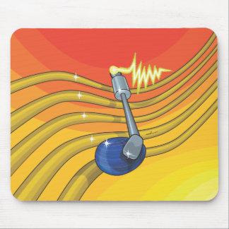notes de fruit - DJ Mousepad