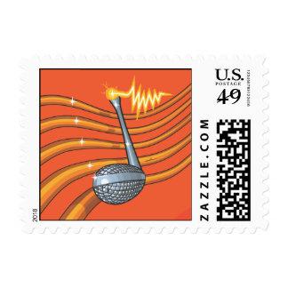notes de fruit - micro stamps