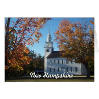 Notes from New Hampshire Greeting Cards