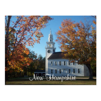 Notes from New Hampshire Postcard