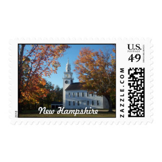 Notes from New Hampshire Stamp