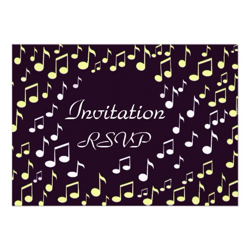 notes-Invitation_ de la música Comunicados