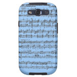 Notes OF bunch Samsung Galaxy S3 Covers