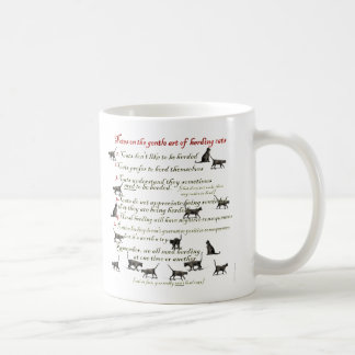 Notes on the Gentle Art of Herding Cats Coffee Mug