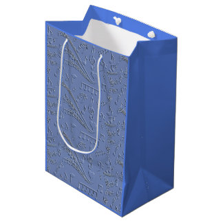 Notes to the heart_ medium gift bag