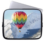 Noth America, USA, Colorado, Mt. Crested Butte, 2 Laptop Sleeve