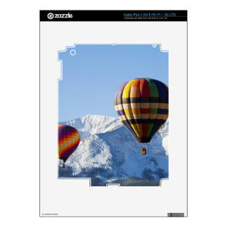 Noth America, USA, Colorado, Mt. Crested Butte, Skin For iPad 3