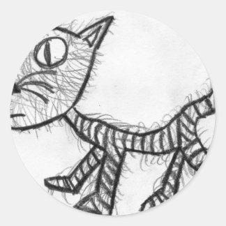 Nothercat Sticker