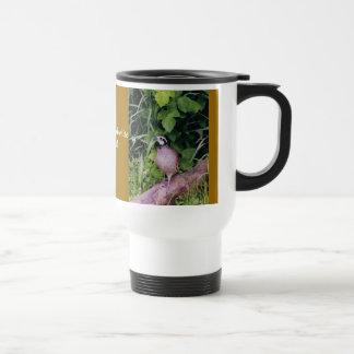 Nothern Bobwhite Quail Coffee Mugs