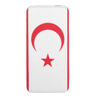 Nothern Cyprus iPhone 5 Pouch