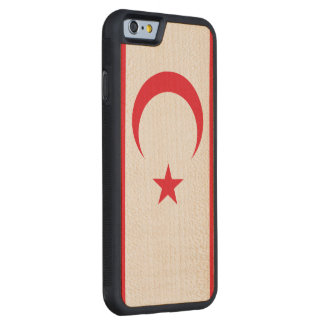 Nothern Cyprus Carved® Maple iPhone 6 Bumper